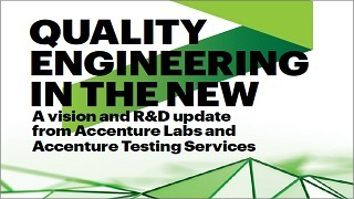 radian6.com - Quality Engineering in the New | Accenture