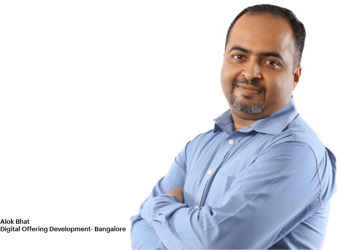 Alok Bhat, Digital Offering developer - Bangalore