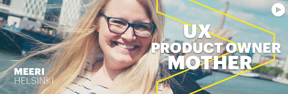 UX Product Owner Mother