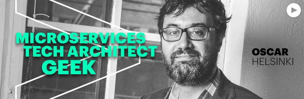 Microservices Tech Architect Geek