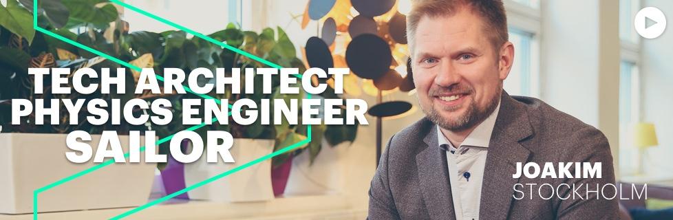 Tech Architect Physics Engineer Sailor
