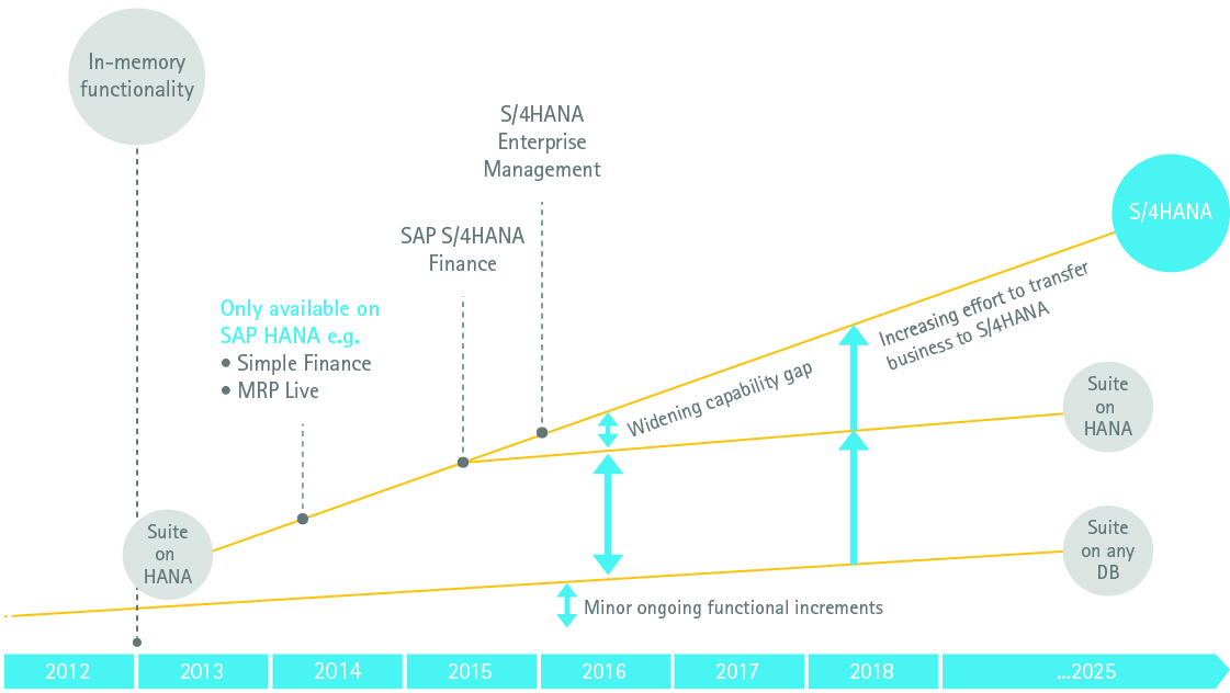 SAP S4 HANA Graphic