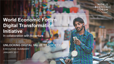 Digital Transformation Initiative - Unlocking Digital Value to Society