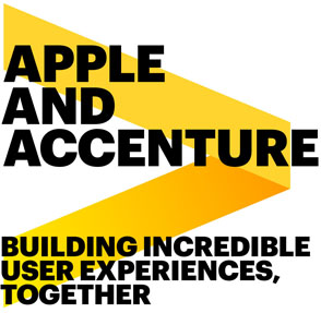 Accenture and Apple