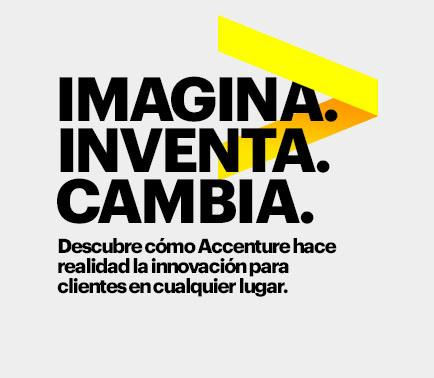 Imagina. Inventa. Cambia.