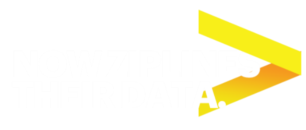 Now ziplines their data.