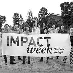 The Impact Week Team