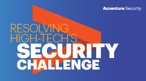 Resolving High-Tech's Security Challenge