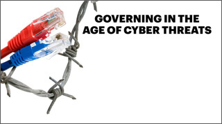 Governing in the age of cyber threats