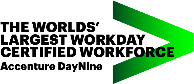 The Worlds' Largest Workday Certified Workforce
