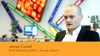 Navigating viewers to the content they trust and love  - James Currell, Viacom