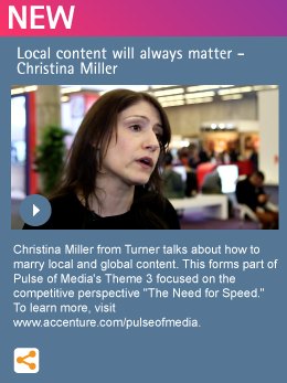 Local content will always matter - Christina Miller