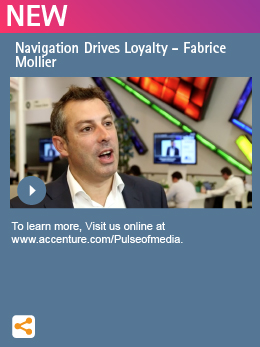 Navigation Drives Loyalty - Fabrice Mollier