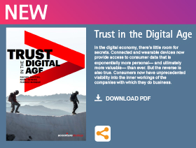 Trust in the Digital Age