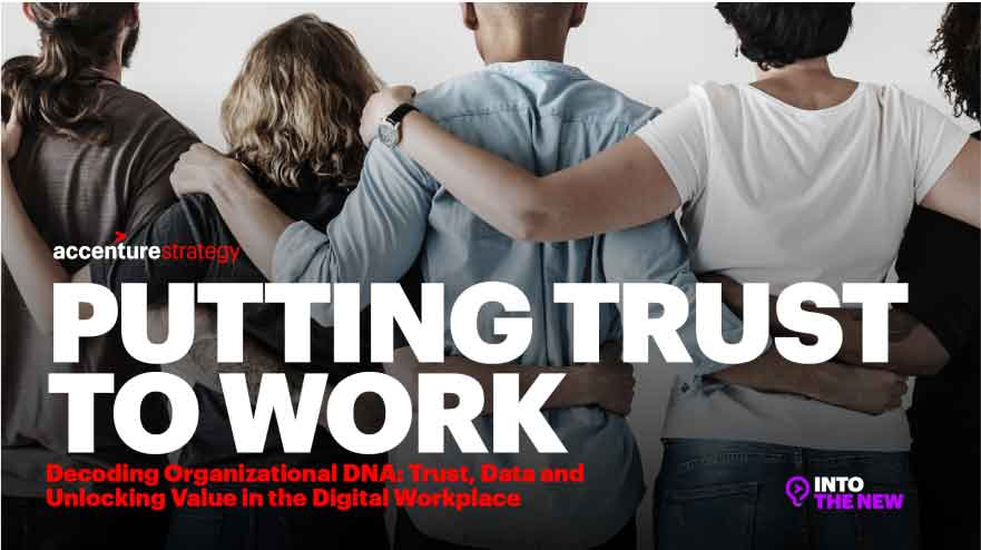 Putting Trust to Work PDF Cover - Full Research
