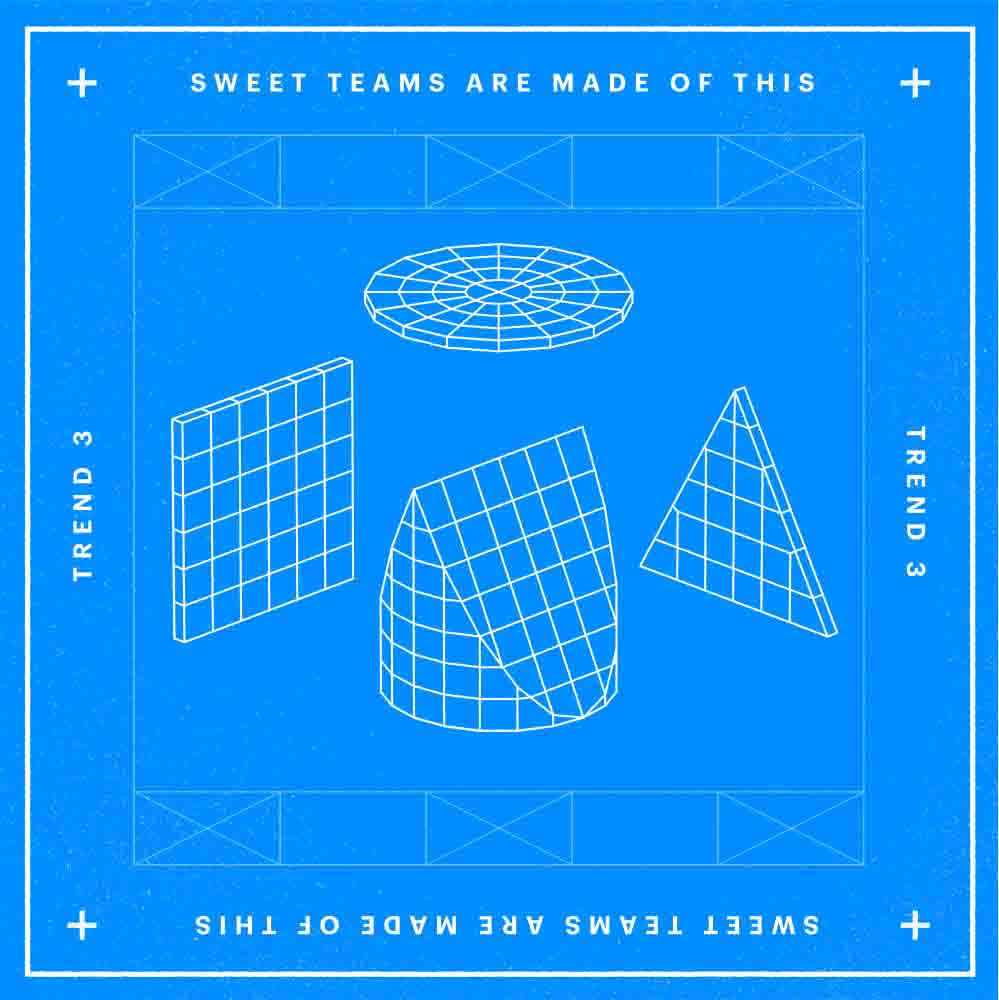 Sweet teams are made of this