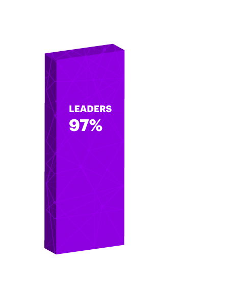 Adopt technologies - leaders