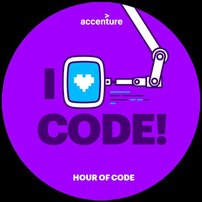 Hour of Code | Information & Coding Tutorial | Accenture