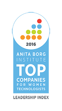 Anita Borg Institute Top Companies for Women Technologists