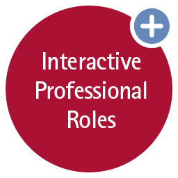 Interactive Professional Roles