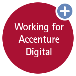 Working for Accenture Digital