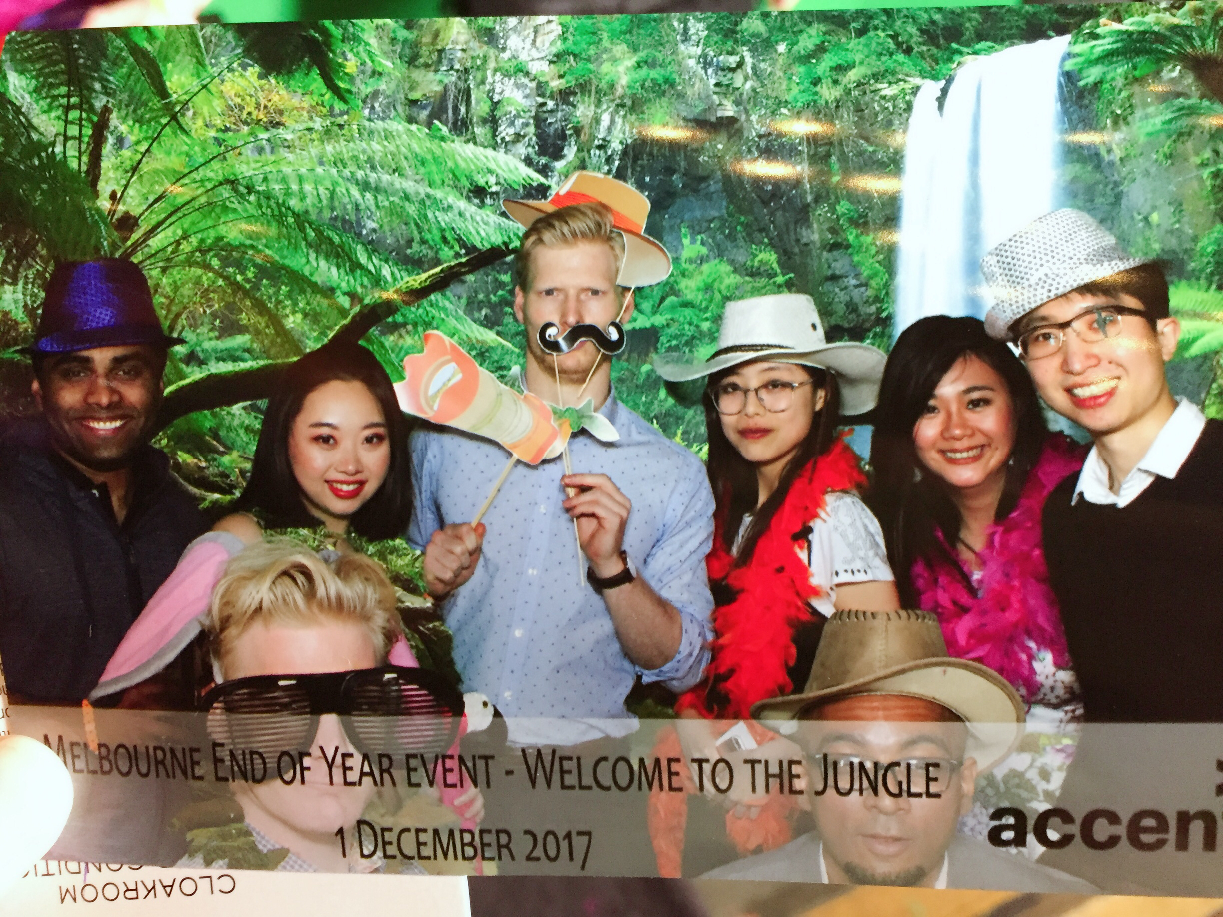 Accenture Year-End Party