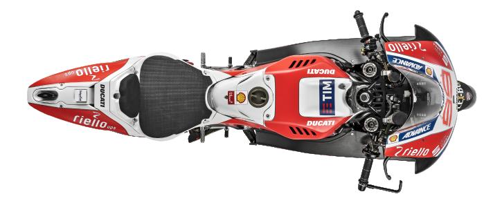 Ducati Corse Builds A Motogp Racing Bike Accenture