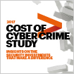 Cost of cyber crime study