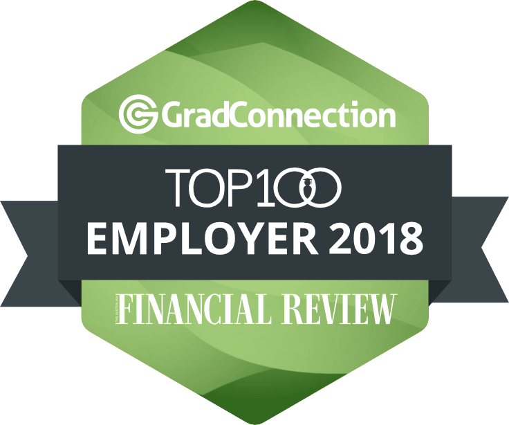 AFR GRAD  CONNECTION TOP 100 EMPLOYER