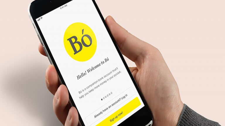 Bó—Designed to help you do money better