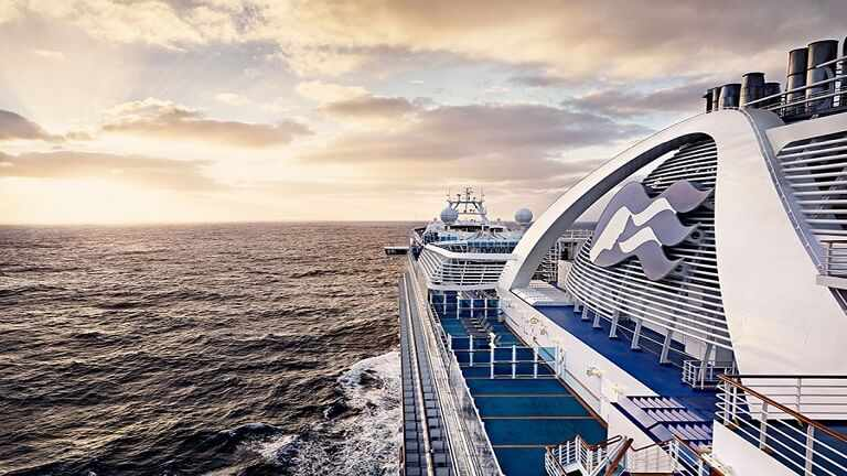 Upgrading guest experiences on the high seas