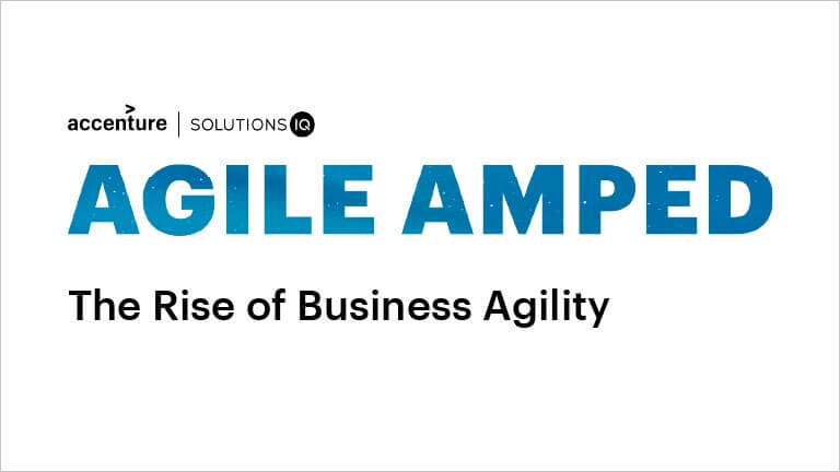 The rise of business agility