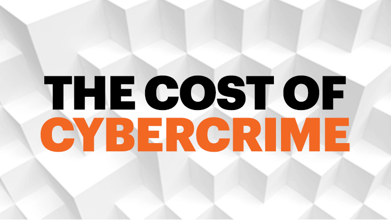 What will cybercrime cost your firm?
