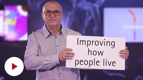 Improving how people live