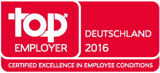 Top Employer 2016 | Germany