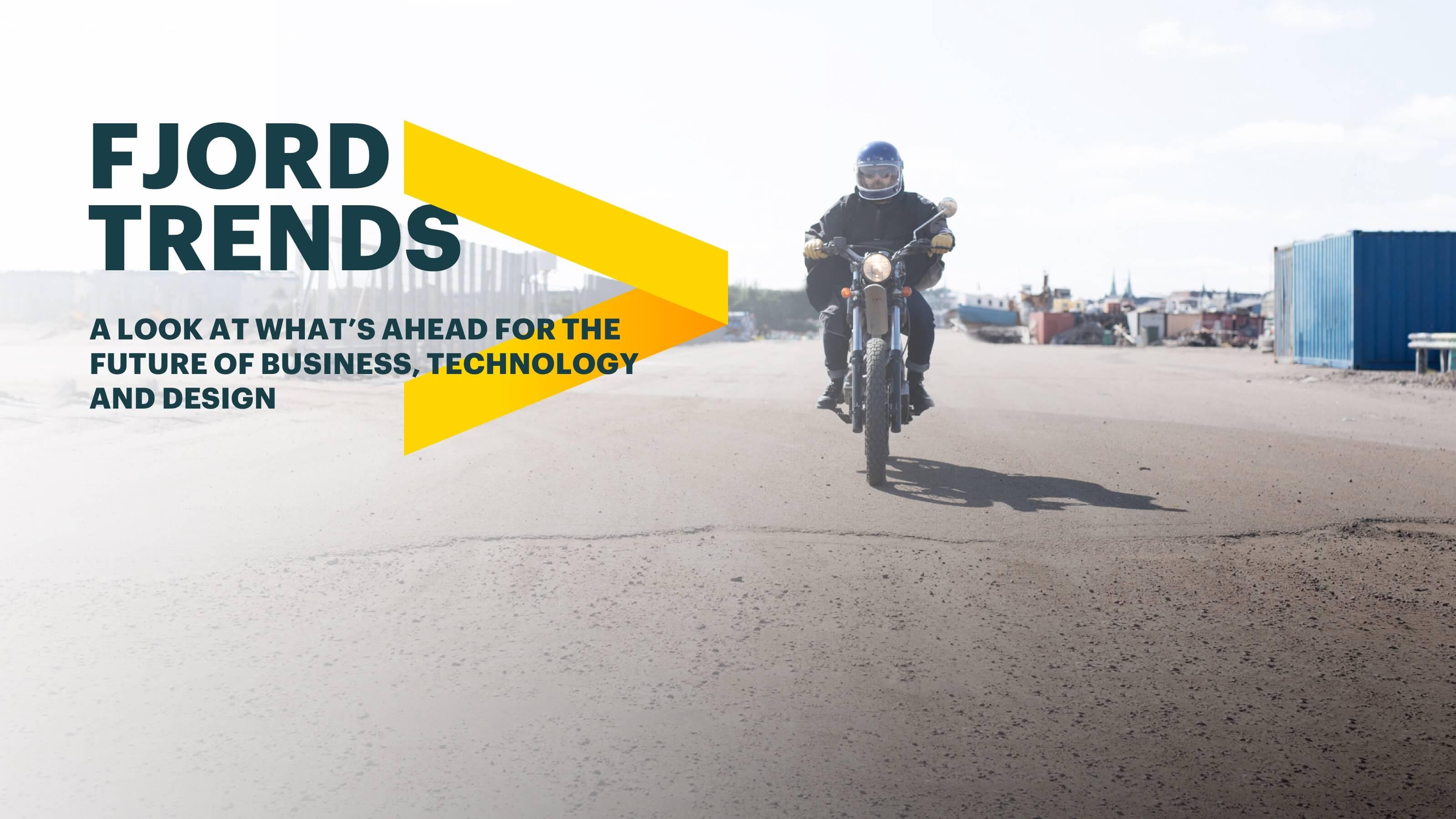 Fjord Trends 2018 Report Accenture