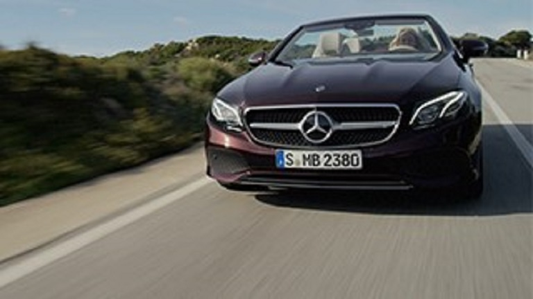 Mercedes Benz: Driving innovation