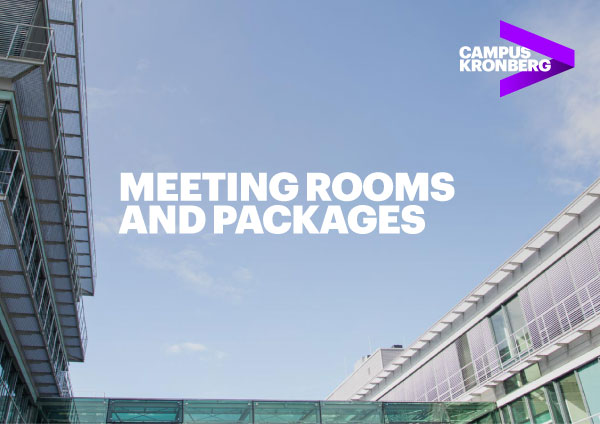 Meeting Rooms and Packages [PDF]