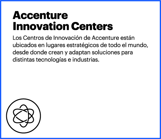 Accenture Innovation Centers
