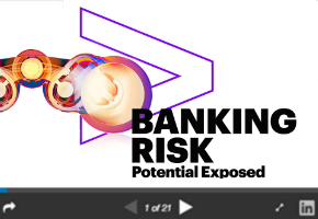 Read Accenture 2017 Global Risk Study: Banking Summary on SlideShare. Ceci ouvre une nouvelle fenêtre.
