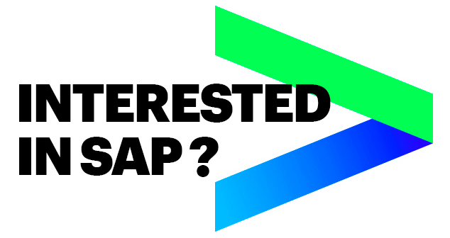 Interested in SAP Career? Learn more.