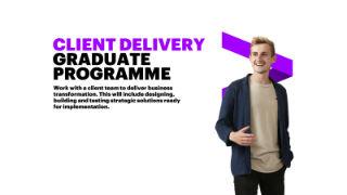 Client Delivery Graduate Programme | Accenture UK