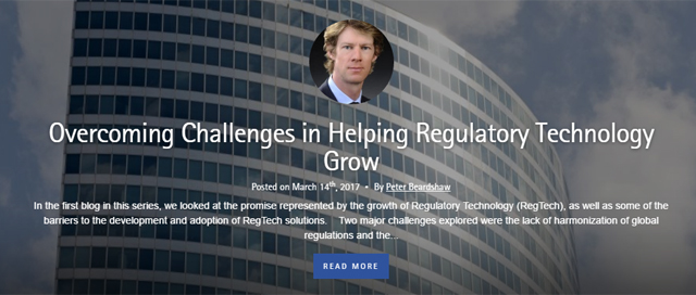 Regulatory Insights - Accenture Finance & Risk Blogs | . This opens a new window.
