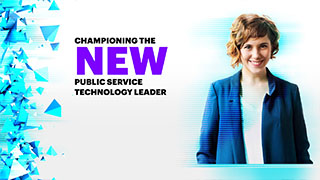 CHAMPIONING THE NEW PUBLIC SERVICE TECHNOLOGY LEADER