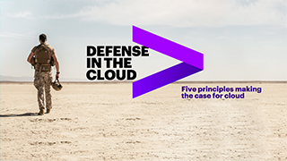 DEFENSE IN THE CLOUD