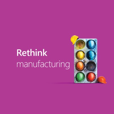 Rethink manufacturing and move beyond Industry 4.0