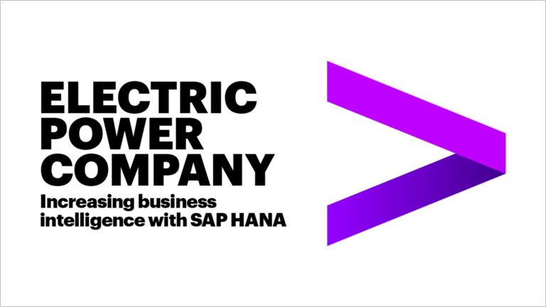 Increasing business intelligence with SAP HANA