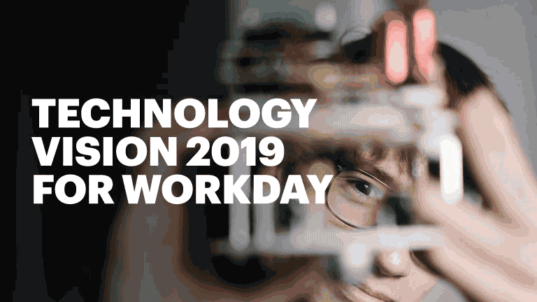 Technology Vision for Workday: