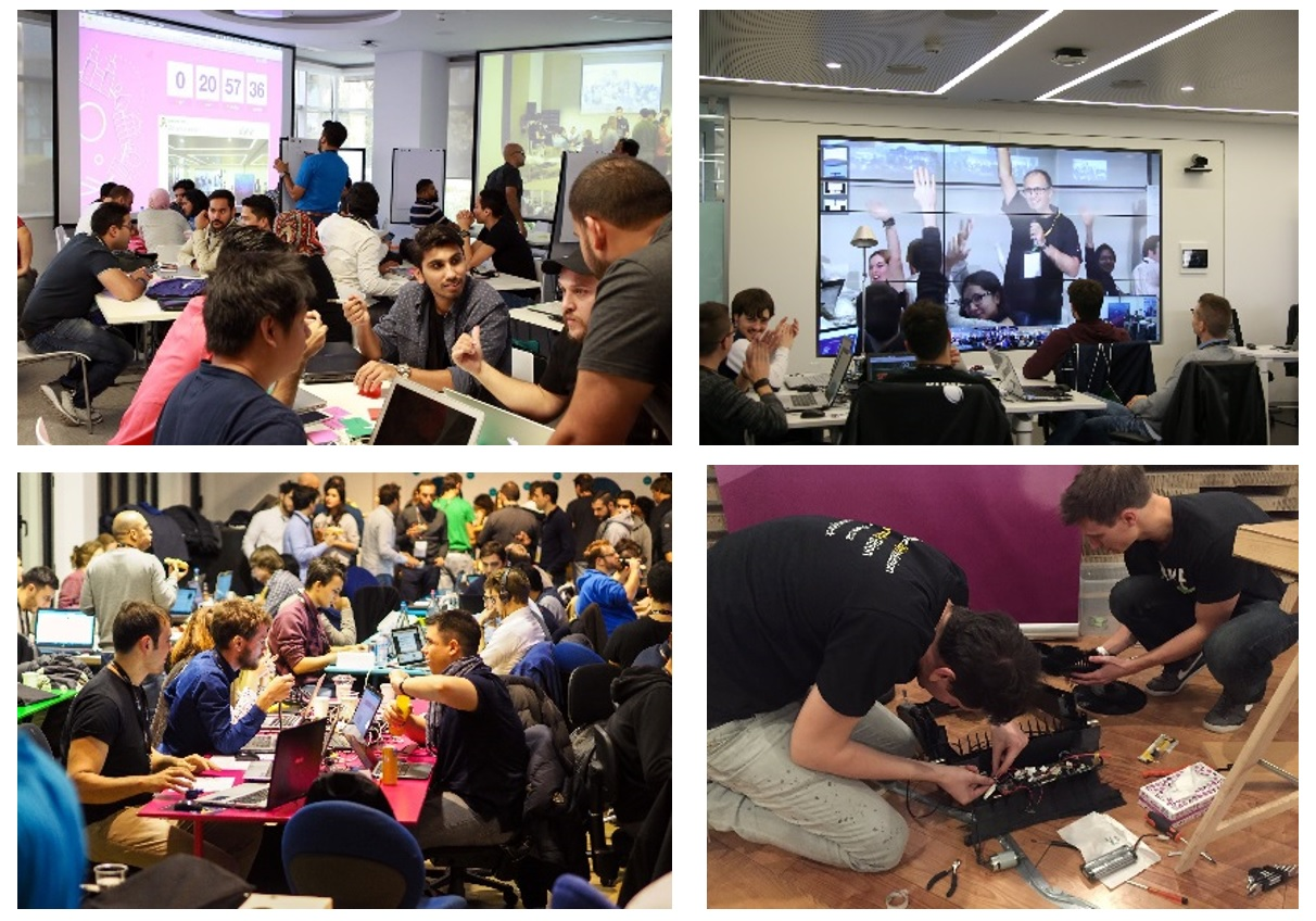 L'Accenture Global Connected Digital Hackathon