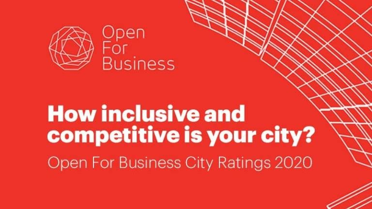 Open for Business City Ratings 2020
